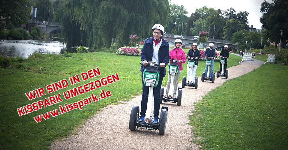 Segway Tour Bad Kissingen